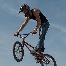 BMX- dirt - le test de l'autofocus du d800