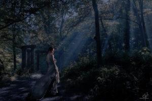 Read more about the article cachée dans la forêt