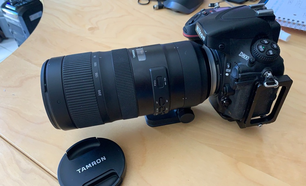 Tamron 70-200mm f/2.8 Di VC USD G2