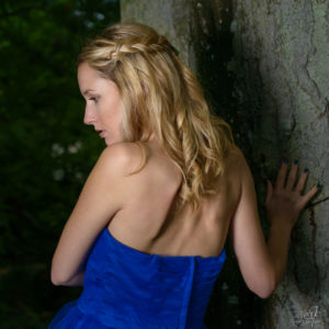 Read more about the article La petite robe bleue